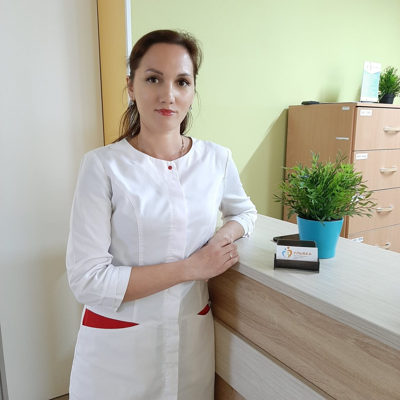 Хайретдинова(Козина) Ольга Вячеславовна