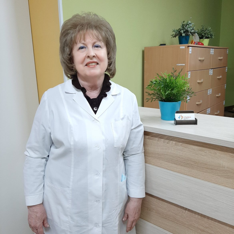 Горожанкина Пелагея Степановна